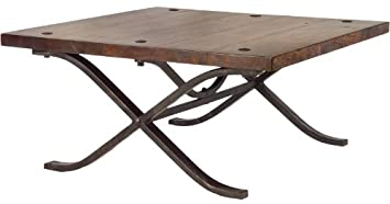 William Sheppee Rajah Square Coffee Table