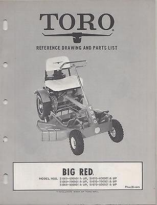 Toro Repair Parts