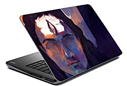 meSleep Shiva Laptop Skin