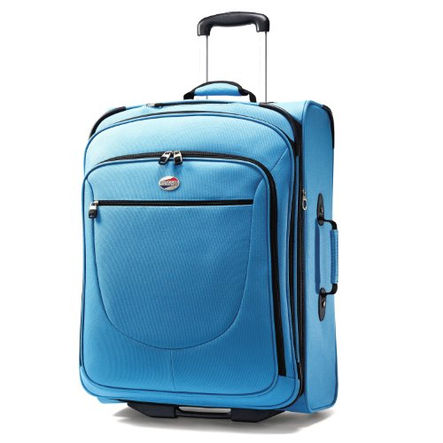 American Tourister Luggage Splash 29 Upright Suitcase, Turquoise, 29 Inch