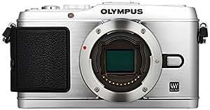 Olympus E-P3 Compact hybride boîtier nu 12,3 Mpix Argent