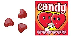 Candy By The Pound - 1 Pound Bag of Candy Hearts