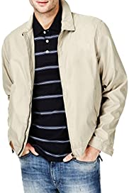 Classic Collar Harrington Jacket with Stormwear [T16-6322M-S]