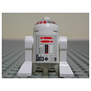 LEGO Star Wars: R5-D4 Astromech Droid (Rouge) Mini-Figurine