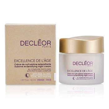 Decleor - EXCELLENCE DE L'AGE crème de nuit 50 ml