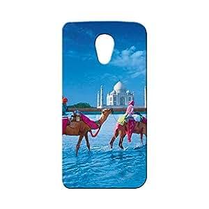 G-STAR Designer Printed Back case cover for Motorola Moto G2 (2nd Generation) - G6755