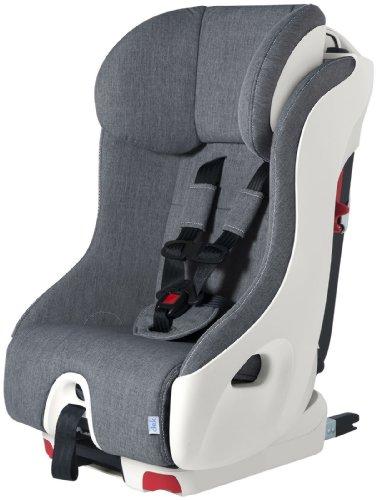 Clek Foonf Convertible Car Seat - Cloud front-130156