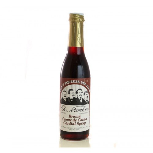 Fee Brothers Brown Creme De Cacao Cordial Syrup -12.8 Oz 1 Each
