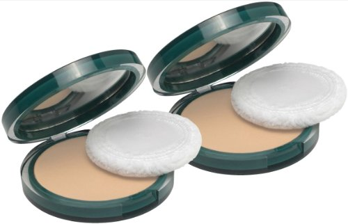 CoverGirl Clean Pressed Powder, Sensitive Skin, Fragrance-Free, Classic Ivory 210
