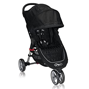 Amazon.com: Baby Jogger 2012 City Mini Single, Black/Gray (Older Version) (Discontinued by Manufacturer): Baby
