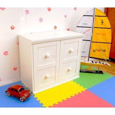 Kids White Bedroom Furniture front-35857