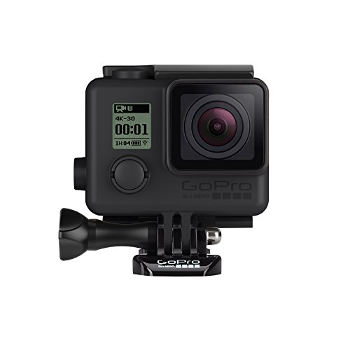 GoPro Blackout Housing for HERO4, HERO3+ or HERO3 One Color, One Size
