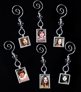 Photo Ornament Kit 6 Double Sided