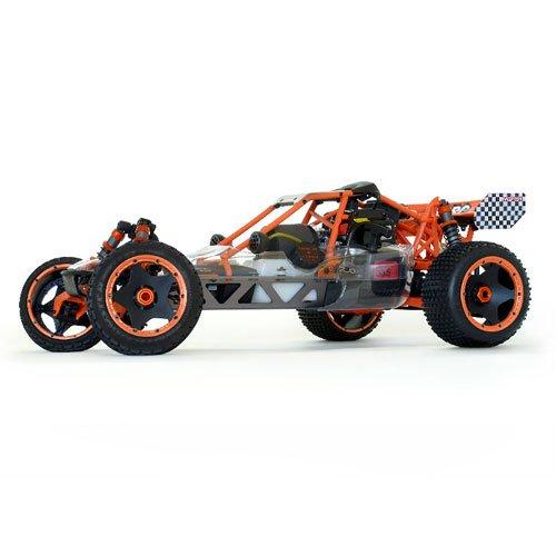 King Motor Baja KSRC-002 30.5cc 1/5 Scale Gas / Petrol Powered RC Remote Control Car 1:5
