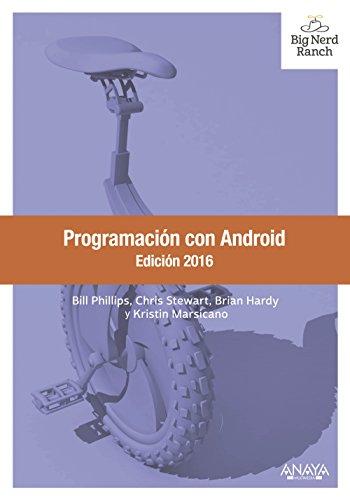 Programación Con Android - Edición 2016 (Títulos Especiales)