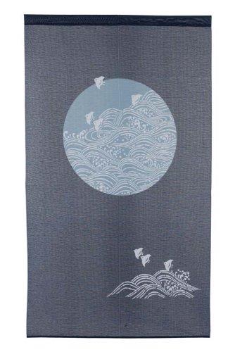 Rideaux japonais les bons plans de micromonde - Rideau motif japonais ...