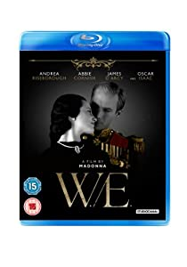 W.E. [Blu-ray]