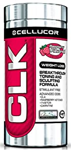 Cellucor Clk Weight Loss Supplement With Raspberry Ketones Cla 7 Keto And L-carnitine Softgels 60 Count by Cellucor