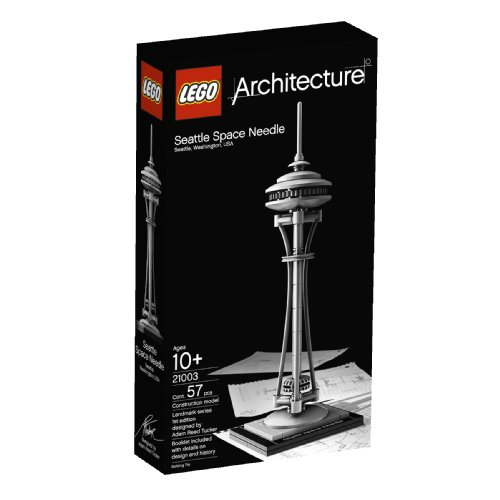 LEGO Architecture Seattle Space Needle (21003) Amazon.com