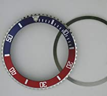 Bezel+ Insert for Tudor Submariner 7928, 7016 Blue/Red