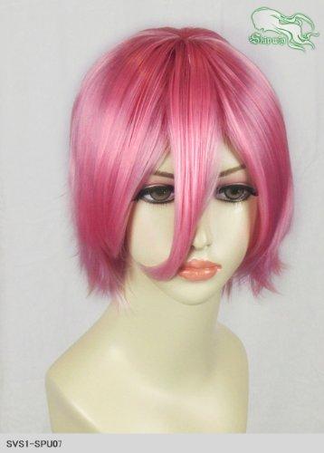 スキップウィッグ 魅せる シャープ 小顔に特化したコスプレアレンジウィッグ マニッシュショート ノーブルピンク