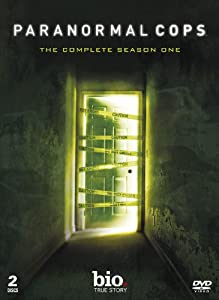 Paranormal Cops - The Complete Season 1 [DVD]