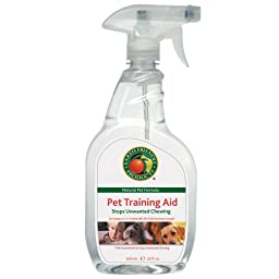 Earth Friendly Products Proline 9790/12 EFP Pet Naturals Pet Training Aid, 22oz Sprayers (Case of 12)