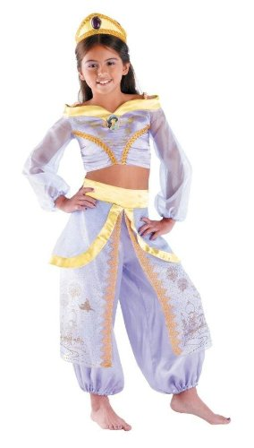 Costumes For All Occasions Dg50504K Jasmine Prestige 7-8
