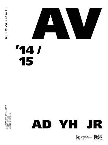 Ars Viva 2014/15: Aleksandra Domanovic, Yngve Holen, James Richards (2015-02-24)