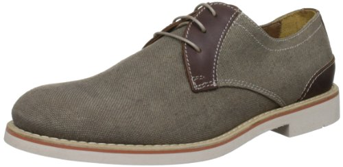 Henri Lloyd Men's Reeve Derby Taupe Lace Up F94452 8 UK