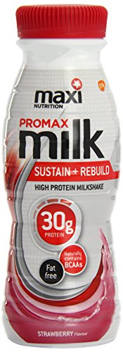 maxinutrition-promax-milk-ready-to-drink-sustain-and-rebuild-shake-strawberry-8-x-330ml-bottles