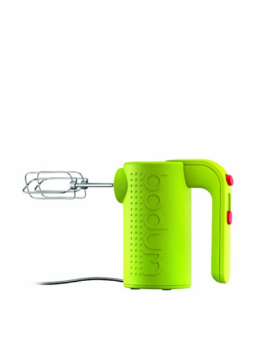 Bodum Bistro 5-Speed Electric Hand Mixer, Green (Bodum Electric Hand Mixer compare prices)