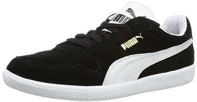 Puma Icra Trainer 356222 Unisex-Erwachsene Sneaker, Schwarz (black-white 01), EU 40.5 (UK 7) (US 8)