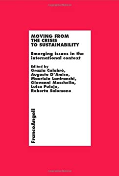 Cover Moving from the crisis to sustainability. Emerging issues in the international context