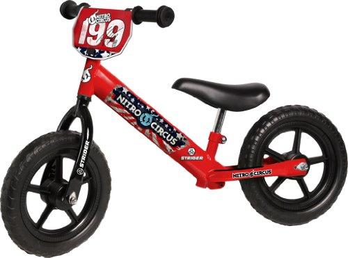 Strider PREbike Balance Running Bike (Nitro Circus)