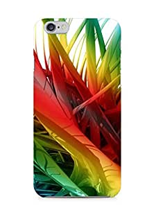 Case Cover Multicolour Printed Back Cover For Apple Iphone 6/6S