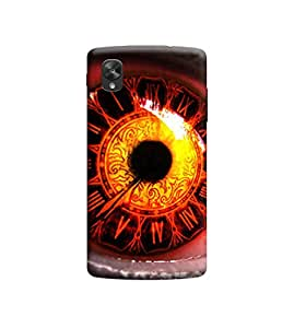 EPICCASE Premium Printed Back Case Cover With Full protection For LG Nexus 5 (Designer Case)