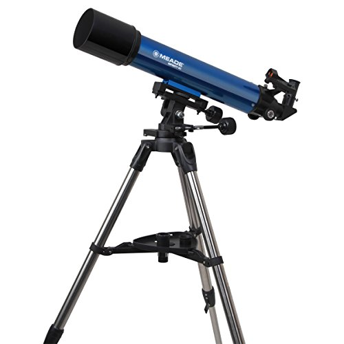 Meade 209005 Infinity 90-Millimeter Altazimuth Refractor (Blue)