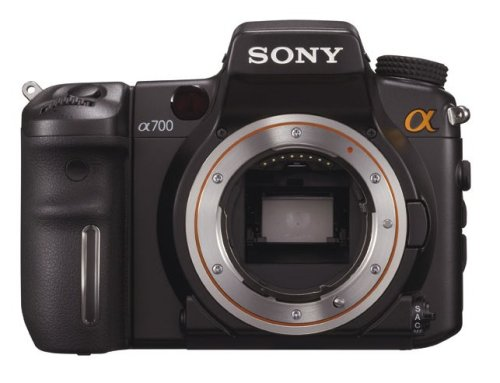 SONY デジタル一眼レフ α700 ボディ DSLR-A700