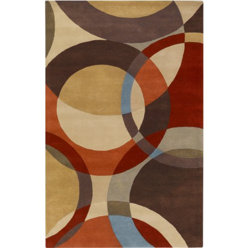 Funky Rainbow Colored Area Rugs: Funky & Bright Multi Colored Area Rugs : Funk This House