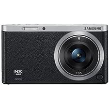 Profi Selfie-Kamera – Samsung NX Mini, 20 MP