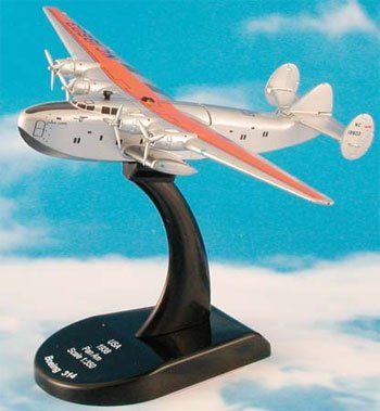 Model Power 1/350 Boeing 314 'Pan Am' MDP5821