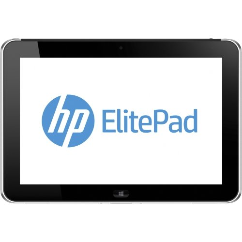 Hewlett-Packard - Hp Elitepad 900 G1 64 Gb Net-Tablet Pc - 10.1 - Intel Atom Z2760 1.80 Ghz - 2 Gb Ram - Windows 8 Pro - Slate - 1280 X 800 Multi-Touch Screen Display (Led Backlight) Product Category: Computer Systems/Tablets & Tablet Pcs