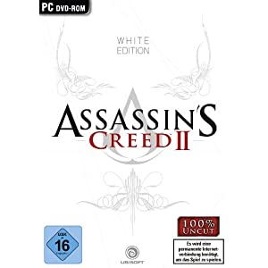 Assassins Creed 2 White Edition PC