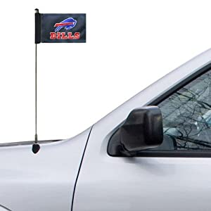Fremont Die NFL Buffalo Bills Navy Blue Antenna Flag at Sears.com