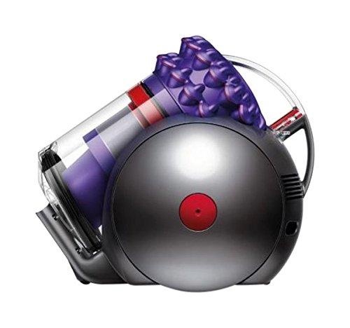 Dyson Cinetic Big Ball Parquet - Aspiradora (E, Cylinder vacuum, Púrpura, Plata,...
