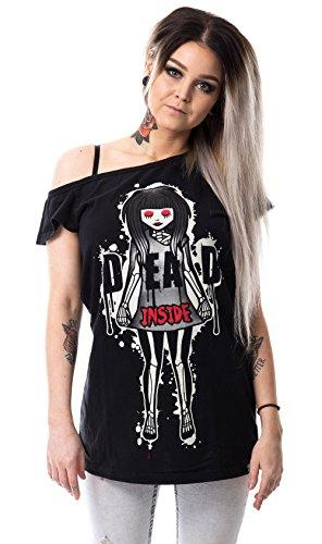 Cupcake Cult -  T-shirt - Donna Black 44/M