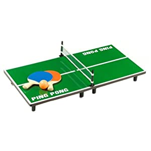 Tabletop Ping Pong Tennis Game