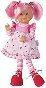 "Corolle Les Trendies 16"" Doll (Dolly Marshmallow)"