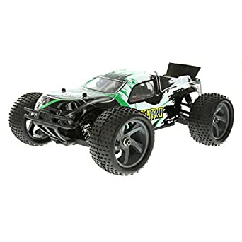 Amazon.com: Himoto Racing 1/18 Centro 4WD Brushless ARR RC Truggy